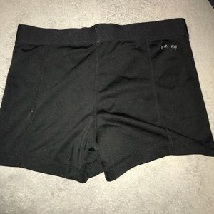 Medium Nike Pro Spandex Shorts
